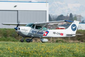 HB-CYH - Motorfluggruppe Zürich Cessna 172 Skyhawk (all models except RG)