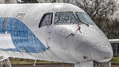 UR-DNW - Dniproavia Embraer ERJ-145LR