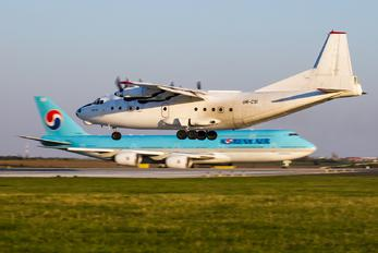 UR-CSI - Cavok Air Antonov An-12 (all models)
