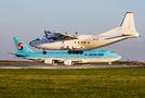 Rare visit of Cavok Air An12 to Prague