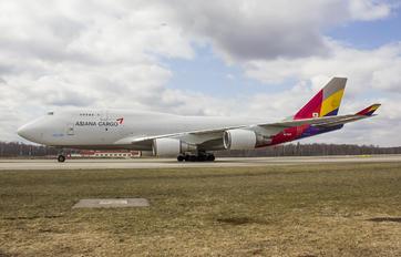 HL7423 - Asiana Cargo Boeing 747-400BCF, SF, BDSF