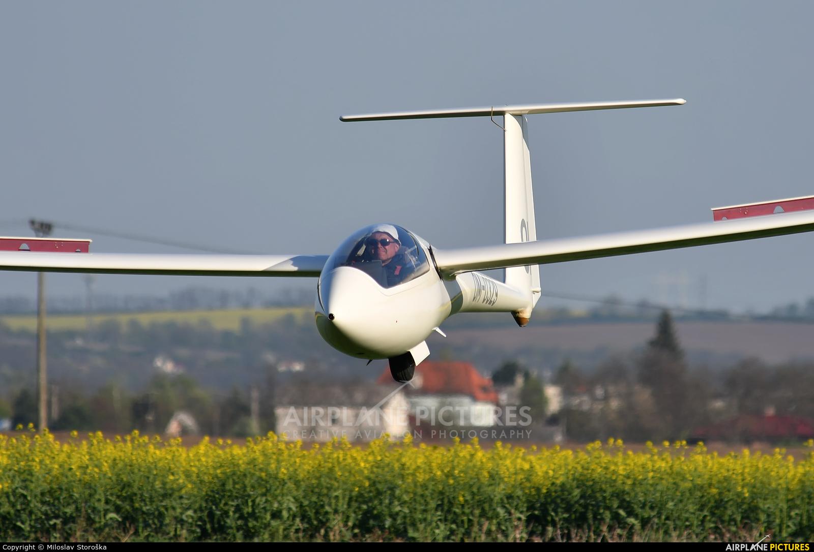 Private OM-0329 aircraft at Nitra