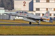 J-3209 - Switzerland - Air Force Northrop F-5F Tiger II aircraft