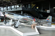 H-307 - Netherlands - Air Force North American P-51K Mustang aircraft
