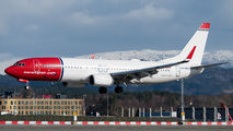 LN-NGO - Norwegian Air Shuttle Boeing 737-800 aircraft