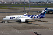 JA801A - ANA - All Nippon Airways Boeing 787-8 Dreamliner aircraft