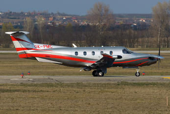 OK-PMC - Private Pilatus PC-12