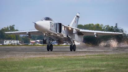 - - Russia - Air Force Sukhoi Su-24M