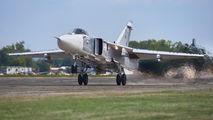 - - Russia - Air Force Sukhoi Su-24M aircraft