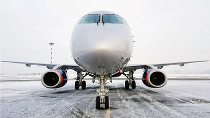 RA-89045 - Aeroflot Sukhoi Superjet 100