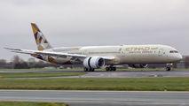 A6-BMA - Etihad Airways Boeing 787-10 Dreamliner aircraft