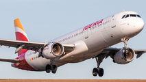 EC-IGK - Iberia Airbus A321 aircraft
