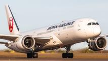 JA870J - JAL - Japan Airlines Boeing 787-9 Dreamliner aircraft