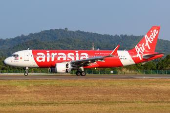 9M-AJN - AirAsia (Malaysia) Airbus A320