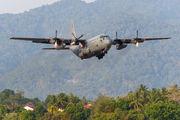 M30-07 - Malaysia - Air Force Lockheed C-130H Hercules aircraft