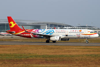 B-8389 - Tianjin Airlines Airbus A321