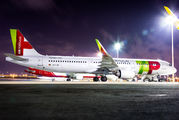 CS-TJN - TAP Portugal Airbus A321 NEO aircraft