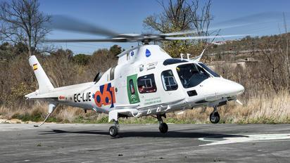 EC-LJE - Babcock M.C.S. Spain Agusta / Agusta-Bell A 109E Power