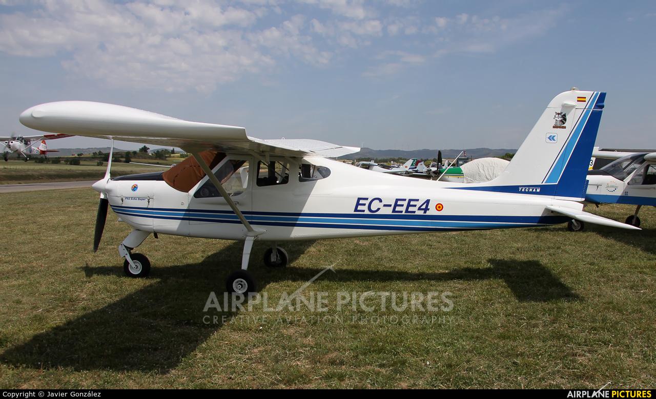 Private EC-EE4 aircraft at Igualada - Odena