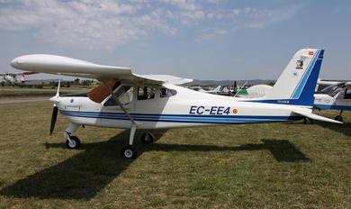 EC-EE4 - Private Tecnam P92 Echo S