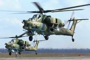 207 - Russia - Air Force Mil Mi-28 aircraft