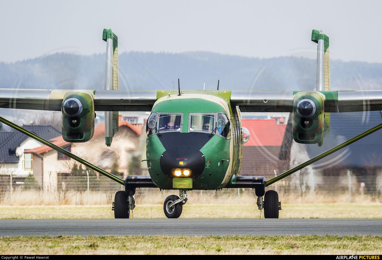 Poland - Air Force 0211 aircraft at Krosno
