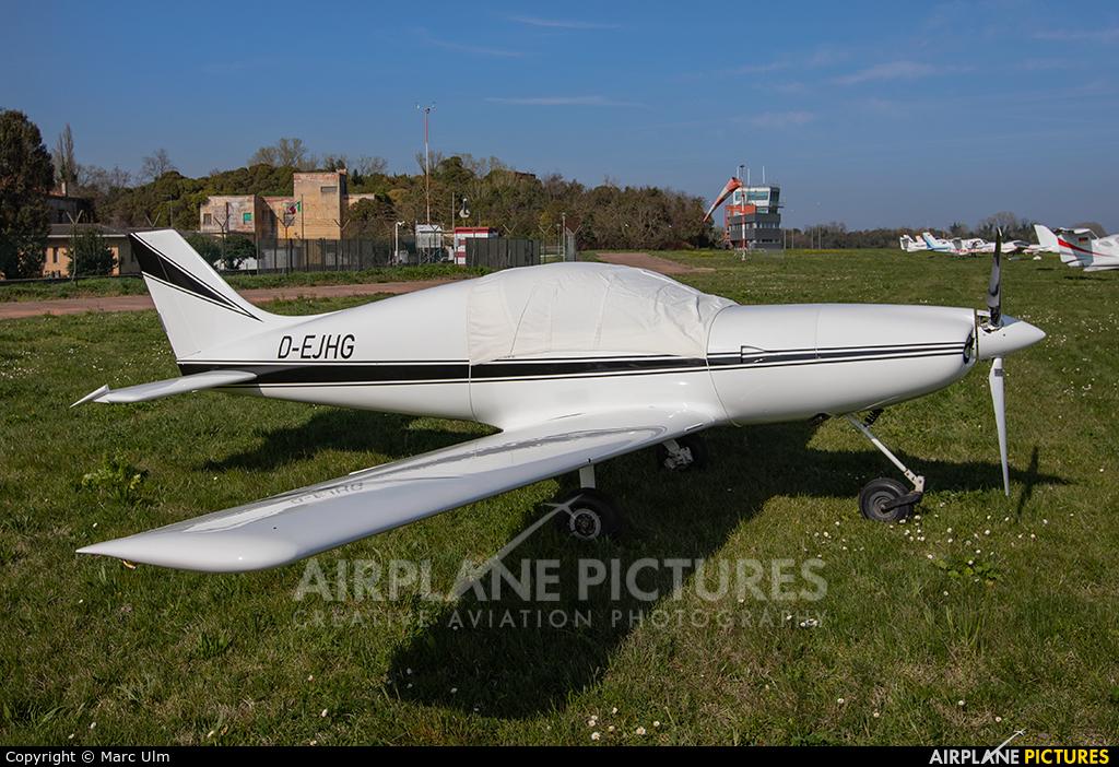 Private D-EJHG aircraft at Venice - Lido di Venezia