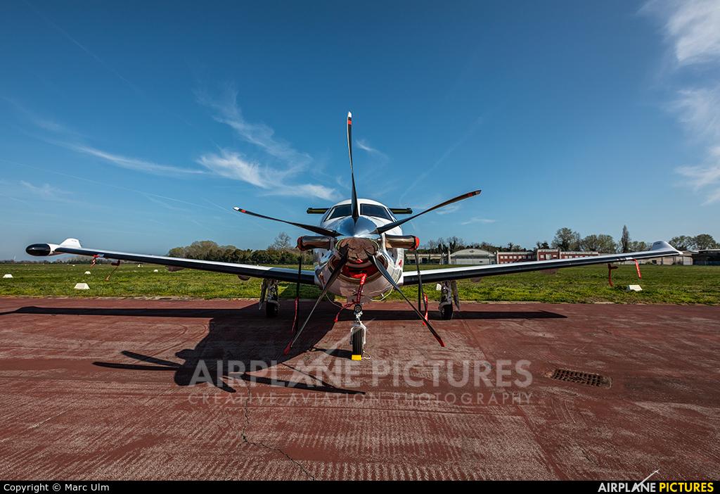 Private OE-EPH aircraft at Venice - Lido di Venezia