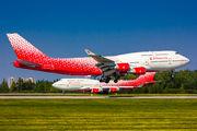 EI-XLH - Rossiya Boeing 747-400 aircraft
