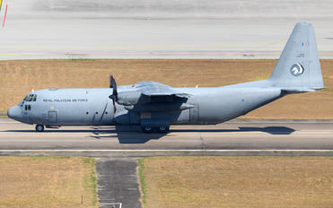 M30-06 - Malaysia - Air Force Lockheed C-130M Hercules