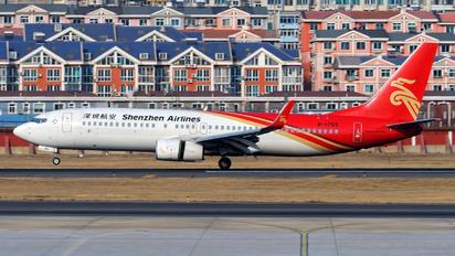 B-1759 - Shenzhen Airlines Boeing 737-800