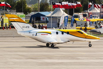 LV-HTQ - Private Honda HA-420 HondaJet