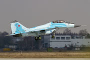 11 - Russia - Air Force Mikoyan-Gurevich MiG-29M2 aircraft