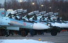 Russia - Air Force Sukhoi Su-30SM - at Undisclosed Location airport