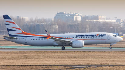 OK-SWF - SmartWings Boeing 737-8 MAX