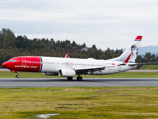 EI-FJA - Norwegian Air International Boeing 737-800