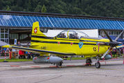 C-410 - Switzerland - Air Force Pilatus PC-9 aircraft