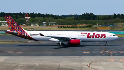 HS-LAI - Thai Lion Air Airbus A330-300