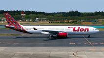 HS-LAI - Thai Lion Air Airbus A330-300 aircraft