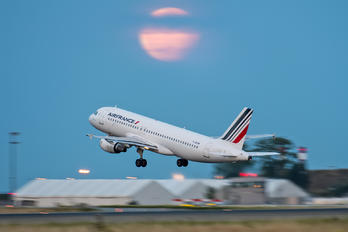 F-GKXM - Air France Airbus A320