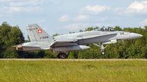 J-5016 - Switzerland - Air Force McDonnell Douglas F/A-18C Hornet aircraft