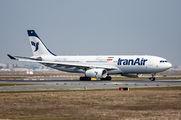 EP-IJB - Iran Air Airbus A330-200 aircraft