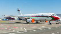 A4O-AA - Oman - Air Force Airbus A320 aircraft