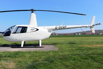 G-OCAF - PrivatAir Robinson R44 Astro / Raven