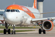 G-EZGY - easyJet Airbus A320 aircraft
