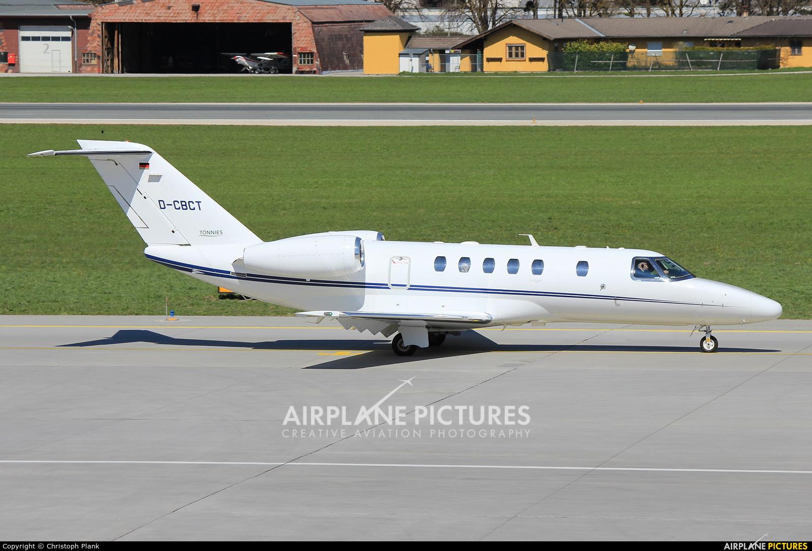 D Cbct Private Cessna 525c Citation Cj4 At Innsbruck