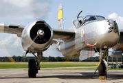 N167B - Scandinavian Historic Flight Douglas A-26 Invader aircraft