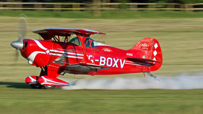 G-BOXV - Private Pitts S-1S Special
