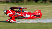 G-BOXV - Private Pitts S-1S Special  aircraft