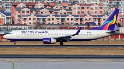 B-1570 - Urumqi Air Boeing 737-800